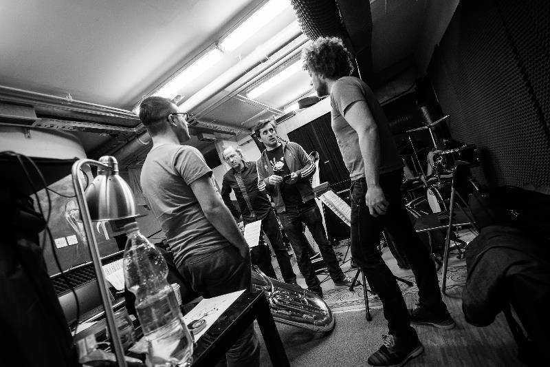 Goran Krmac Quartet: Studio Time