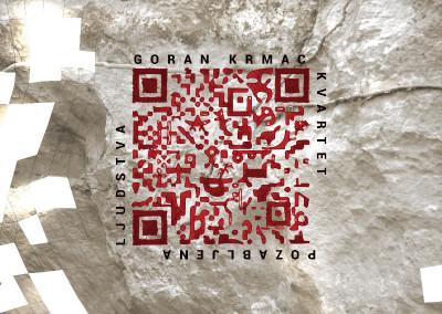 Goran Krmac kvartet – Pozabljena ljudstva